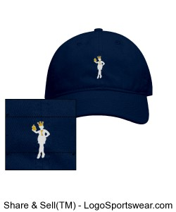 M.B.A.MOMS HAT/NAVY Design Zoom