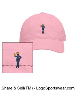 MOMS HAT/PINK Design Zoom